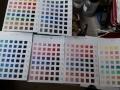 Making colour charts