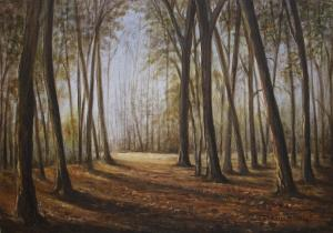 Autumn Avenue  - Sold