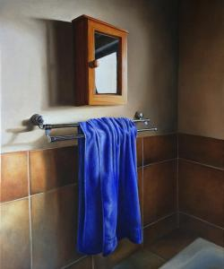 The Blue Towel