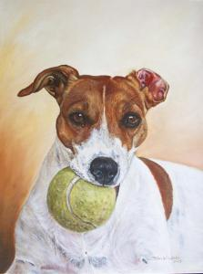 Malcolm's Jack Russel